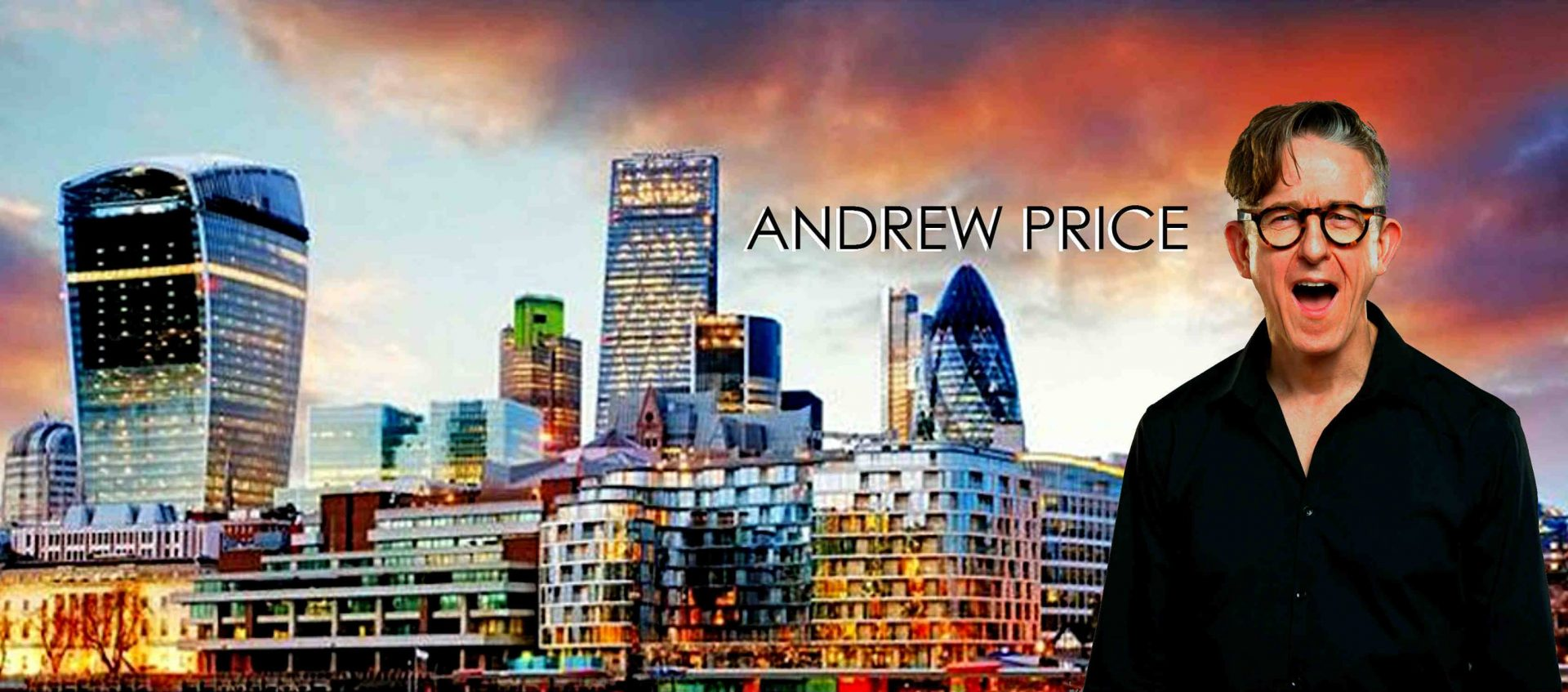 Andrew Price Actor