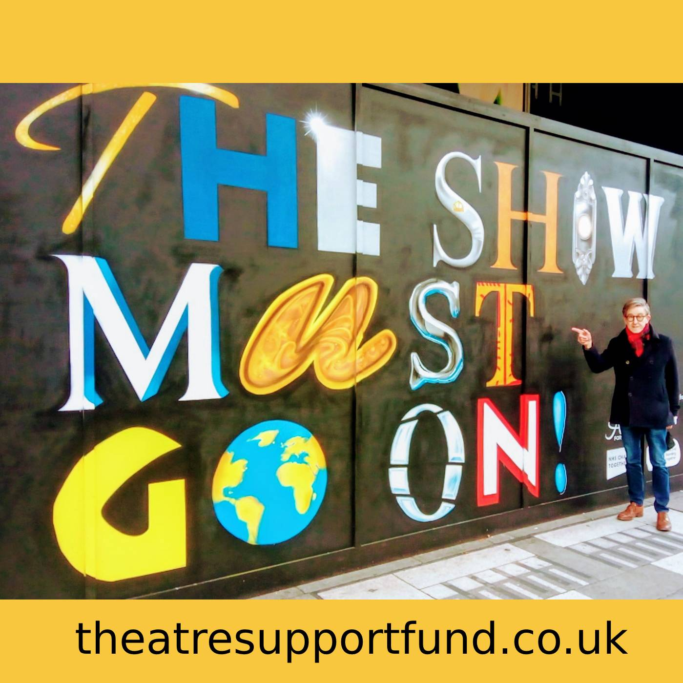 theatre support fund